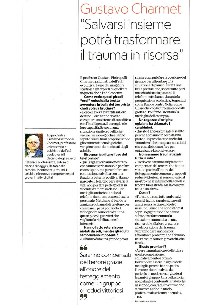 repubblicacharmet-intervista